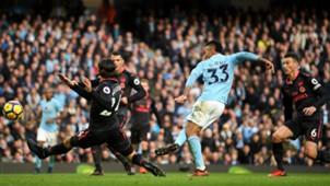 Gabriel Jesus Manchester City Arsenal