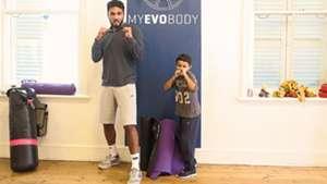 Shuaib Walters Boxing