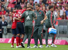 Corentin Tolisso Bayern München