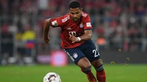 Serge Gnabry FC Bayern 06102018