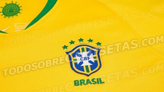 Camisa Brasil I Copa Rússia I 17 03 18