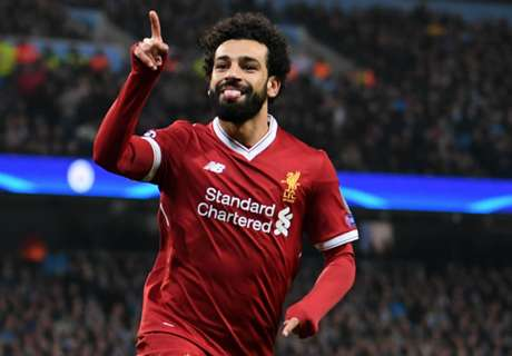Is Salah's year set to get even better at the World Cup?