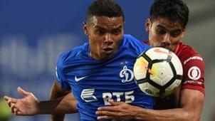 Wanderson Dynamo Moscou 13 10 2017