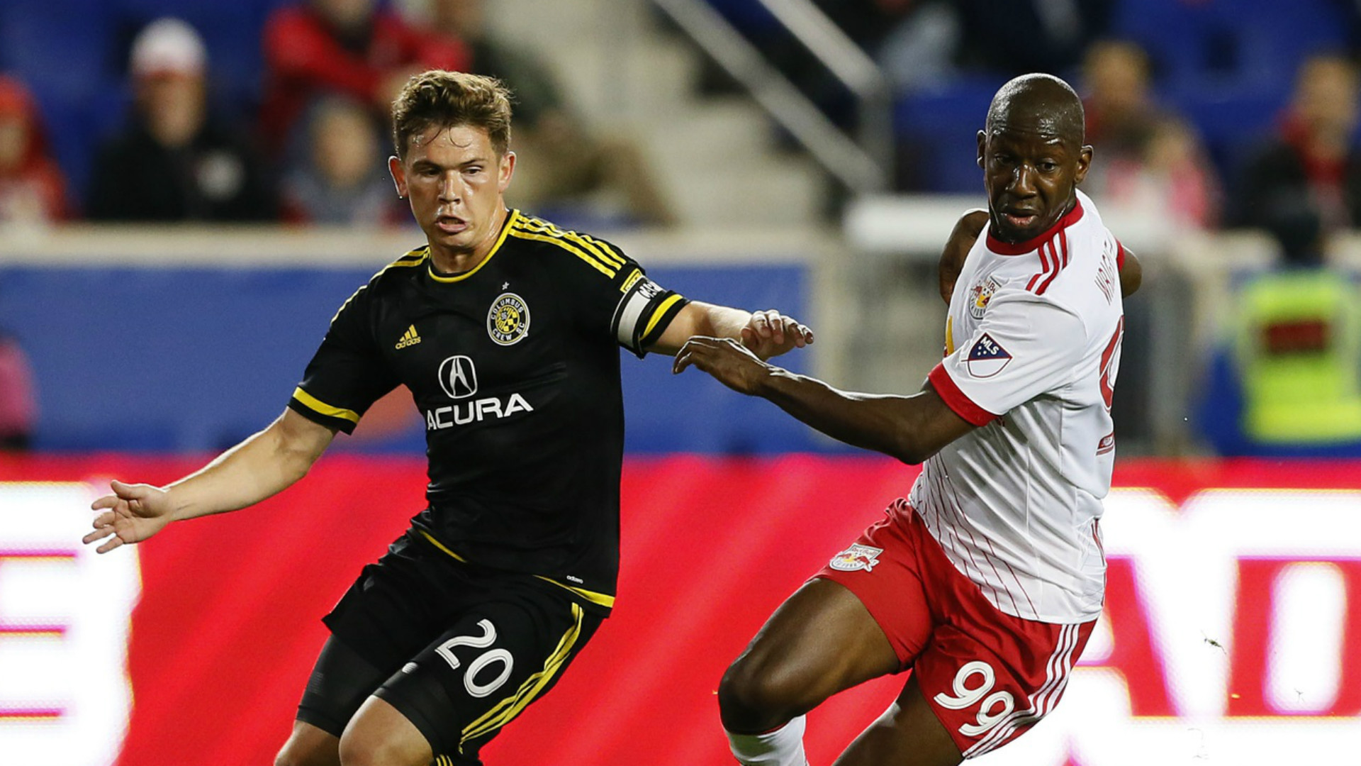 Wil Trapp Bradley Wright Phillips MLS 04222017
