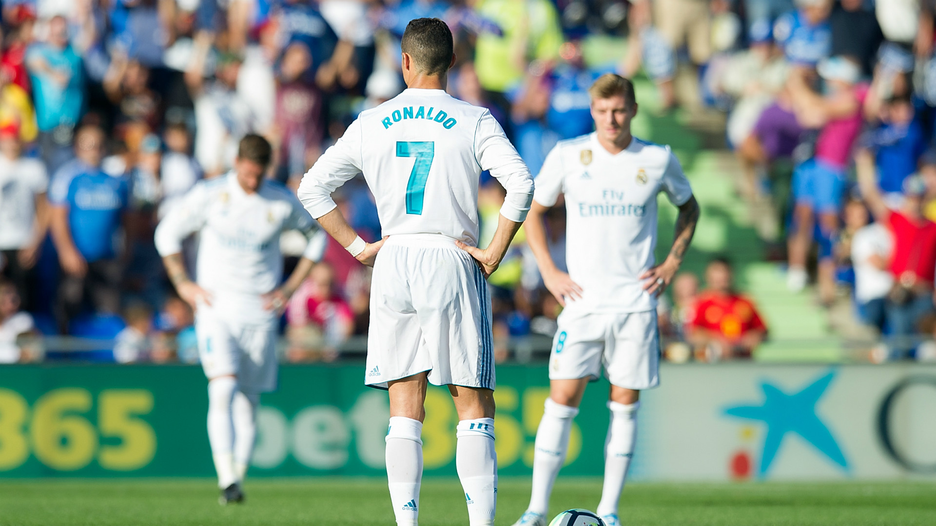Ronaldo Getafe Real Madrid LaLiga