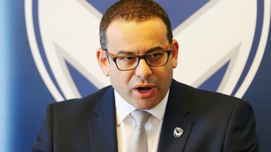 Anthony Di Pietro Melbourne Victory A-League 17022016