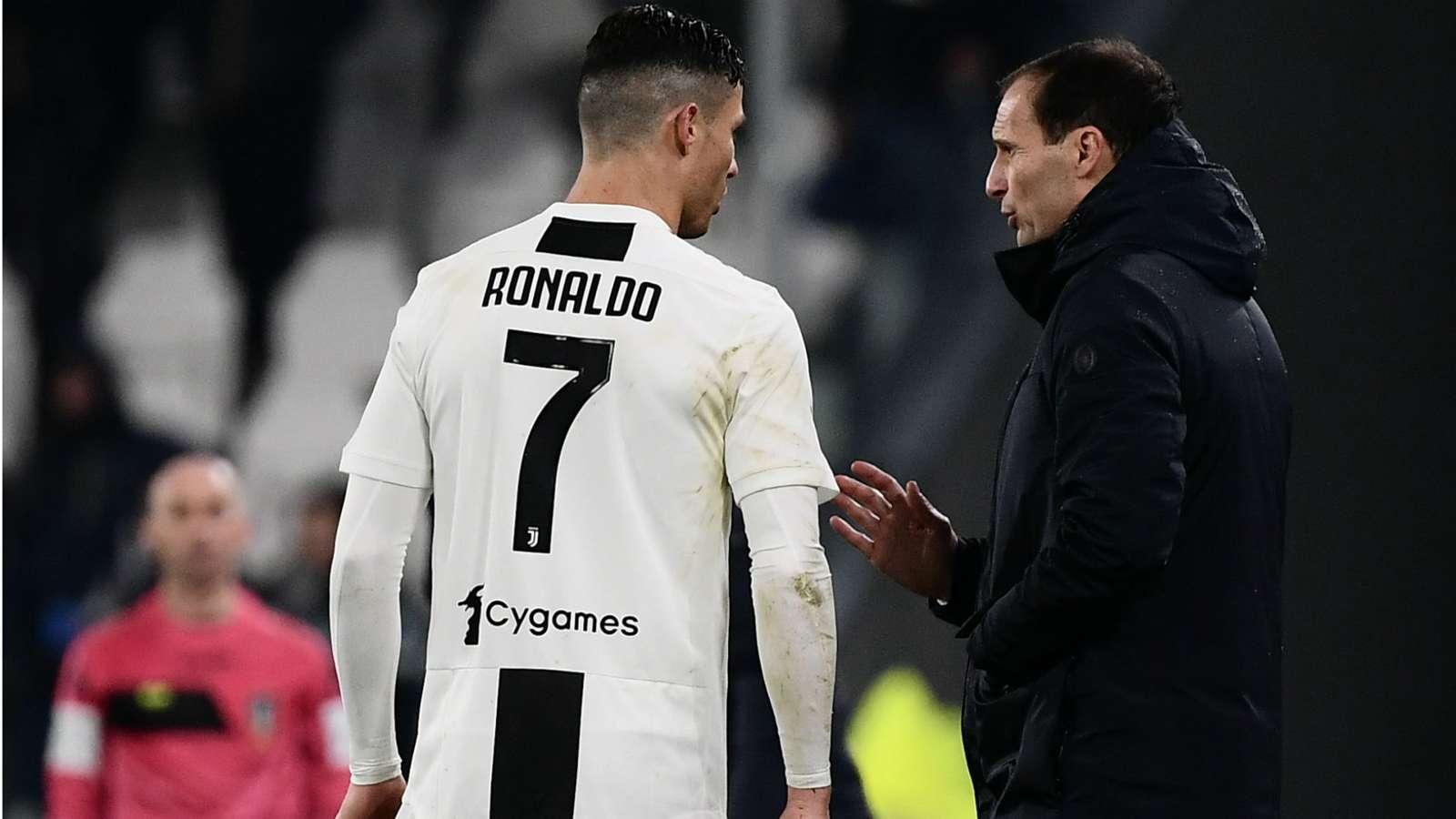 Juventus nhận tin vui bất ngờ từ Ronaldo