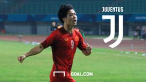 Công Phượng Juventus