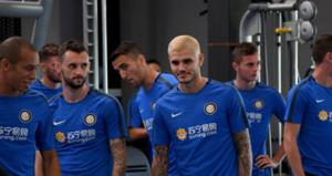 Mauro Icardi new look