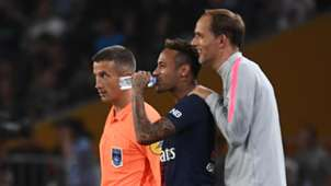Tuchel Neymar PSG 05082018