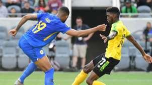 Jafar Arias Damion Lowe Jamaica Curacao Gold Cup 2019