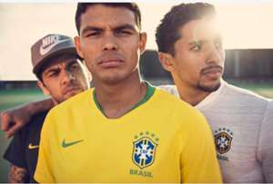 brazil kit world cup 2018