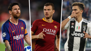 Champions League top scorers 2018-19