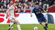 Matthijs de Ligt Hirving Lozano Ajax - PSV 03312019