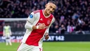 Hakim Ziyech Ajax Eredivisie 10282018