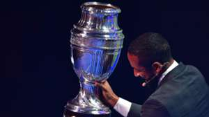 Jean Beausejour - Sorteo Copa América 2019