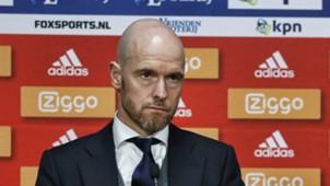Erik ten Hag, Ajax - ADO, Eredivisie 02252018