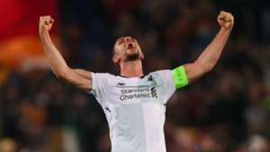 Henderson Liverpool Roma Champions League 02 05 2018