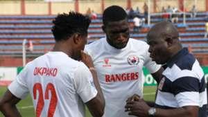 Enugu Rangers coach Ogunbote