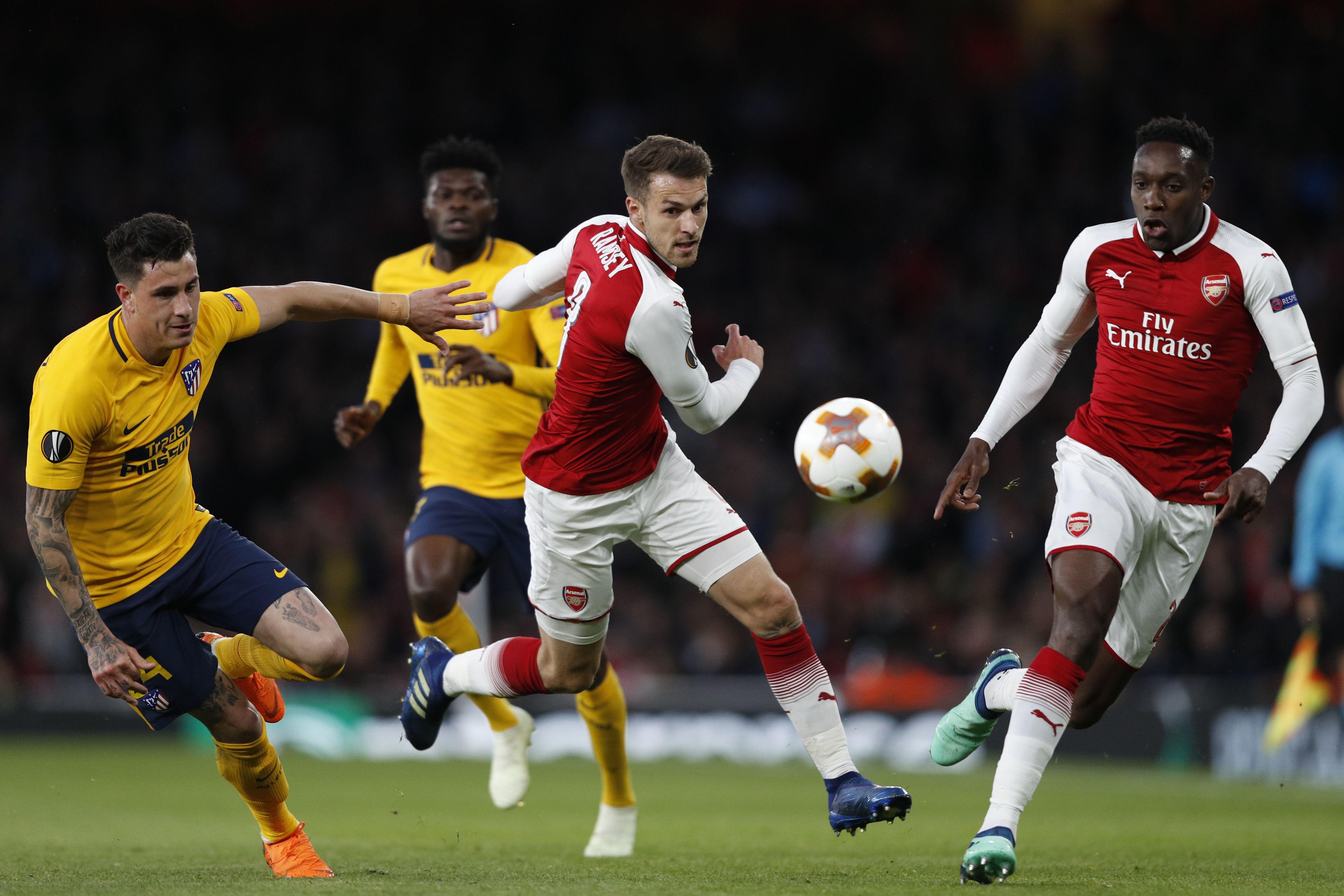 Dove vedere Atlético Madrid-Arsenal di Europa League in diretta tv e streaming
