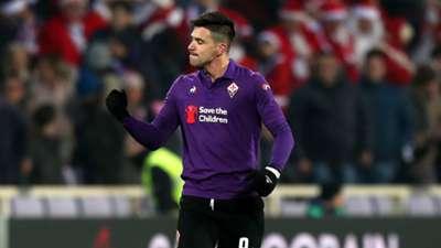 Giovanni Simeone Fiorentina Empoli serie a