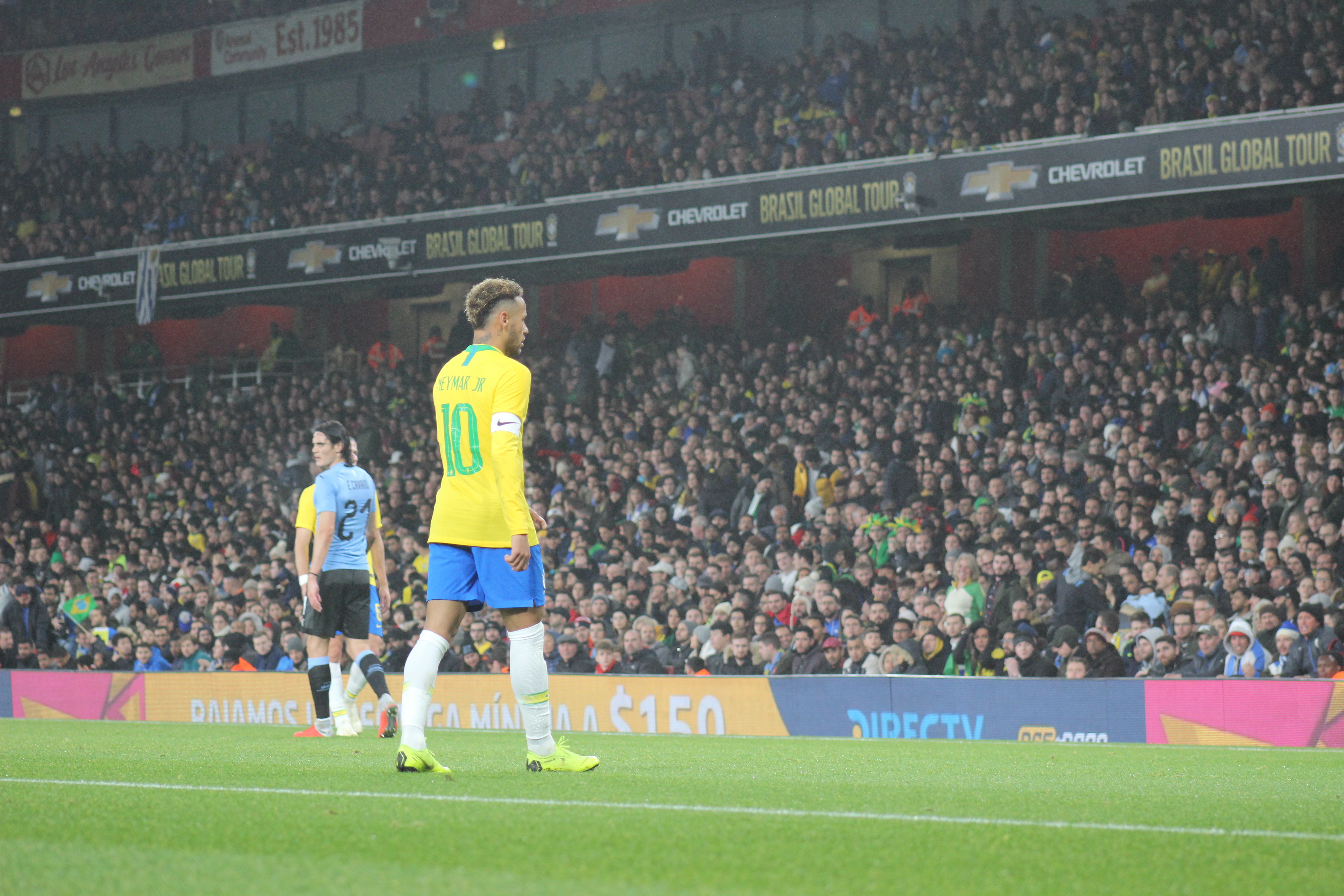 Neymar Brazil BGT 16112018