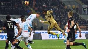 Gianluigi Donnarumma AC Milan Napoli