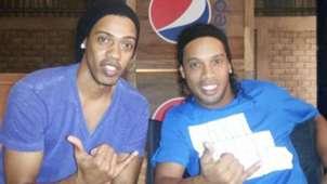 Ronaldinho Double