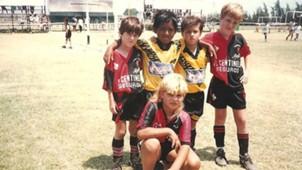 Messi Newells Copa Amistad Peru 1997 06042017