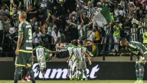 Atlético Nacional gol Chapecoense Recopa Sudamericana