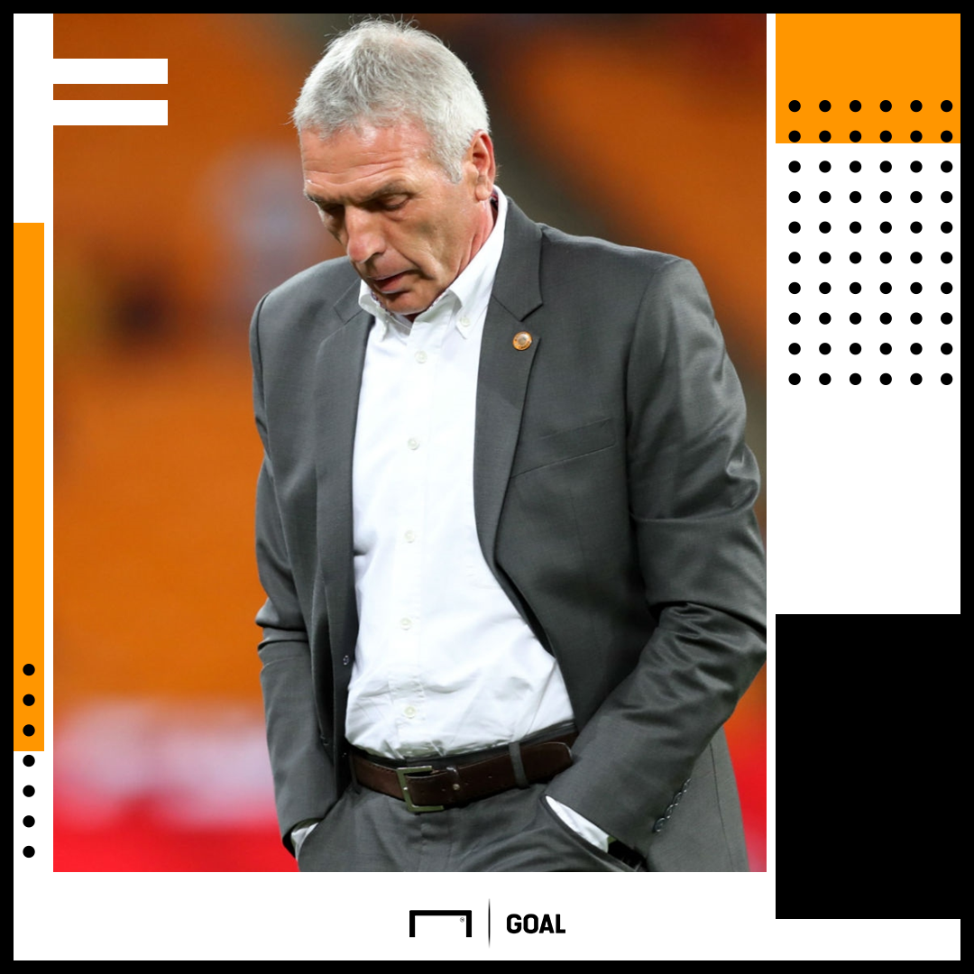 Ernst Middendorp, Kaizer Chiefs PS