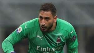 Gianluigi Donnarumma AC Milan 2018-19
