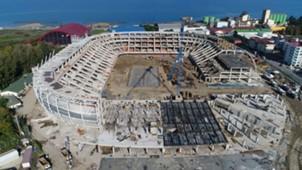 Orduspor new stadium