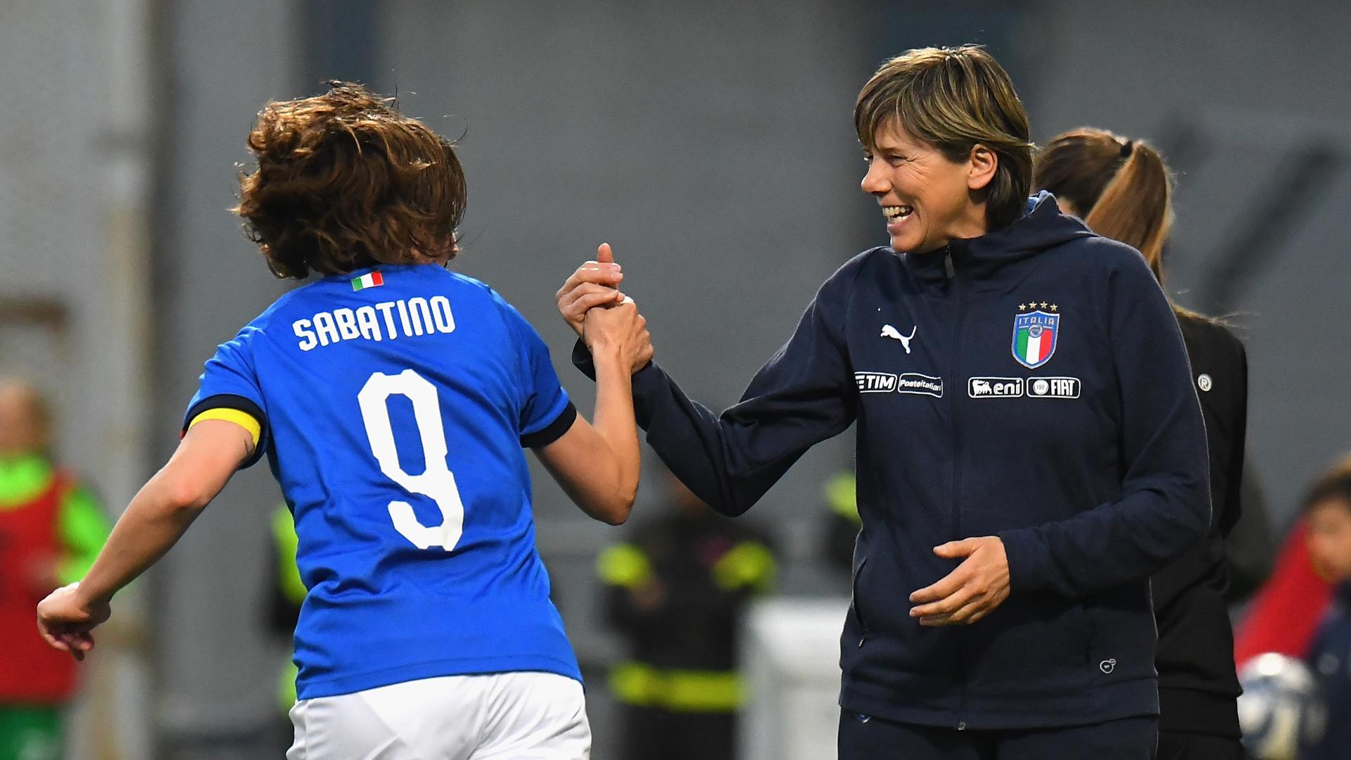 Italy women's team