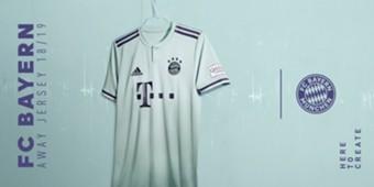 Bayern München Away 2018/19