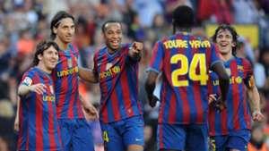Lionel Messi Barcelona Xerez