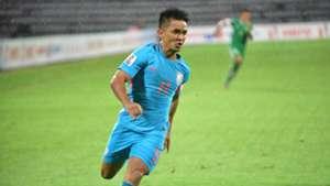 Sunil Chhetri India Macau 2019 AFC Asian Cup qualifiers