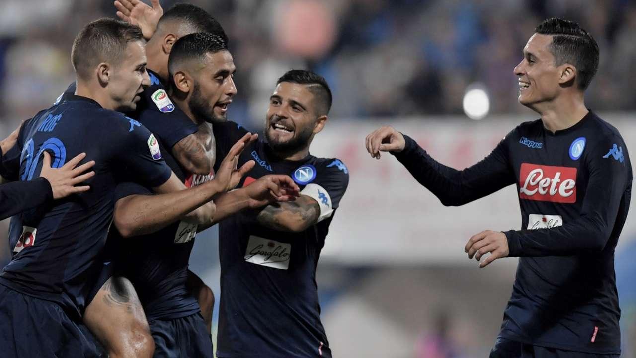 Faouzi Ghoulam SPAL Napoli Serie A