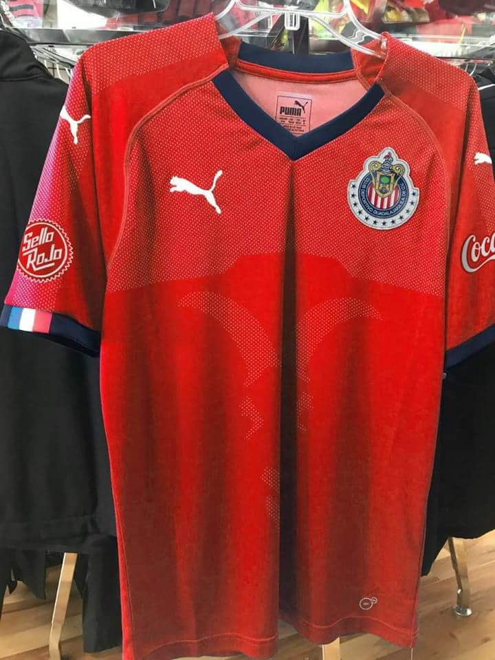 Se filtra playera alternativa de Chivas para el Apertura 2018  4a8a34cabe99d