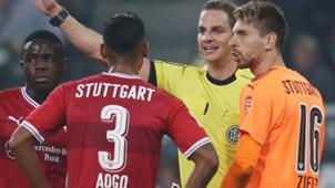 Dennis Aogo VfB Stuttgart FC Köln Ron-Robert Zieler