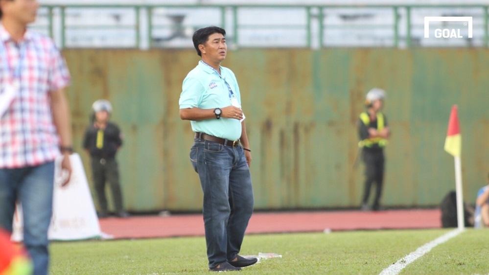 B.Bình Dương Nam Định Vòng 2 V.League 2018