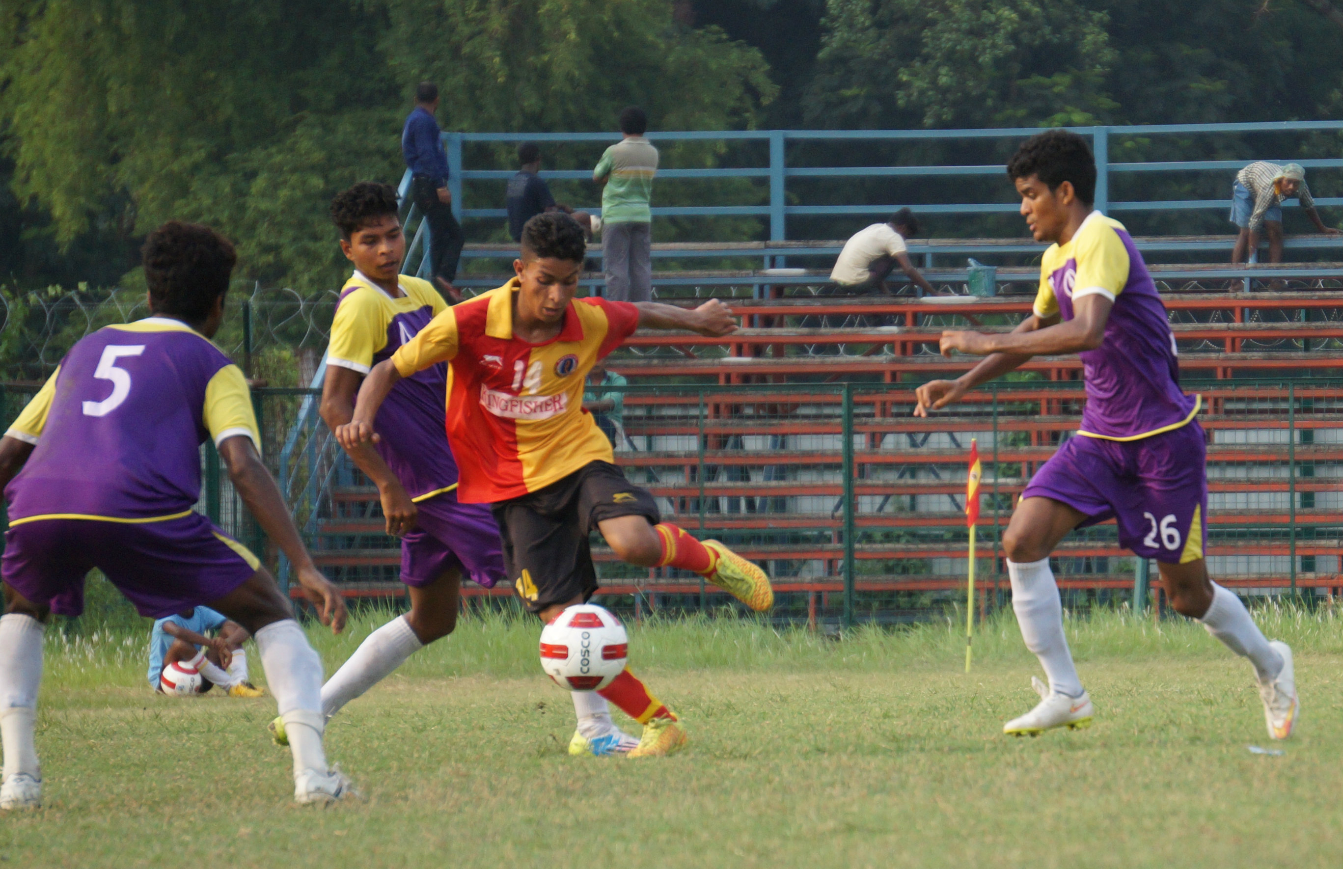 East Bengal U18