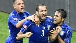 Giorgio Chiellini Italy Euro 2016