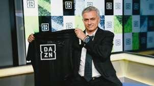 Mourinho DAZN announcement