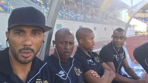 Shuaib Walters Cape Town City 2017