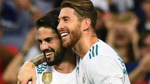 Ramos Isco Real Madrid Espanyol LaLiga