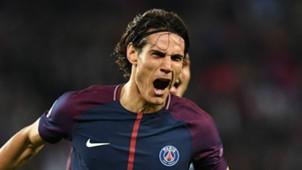 Edinson Cavani PSG Paris Saint-Germain