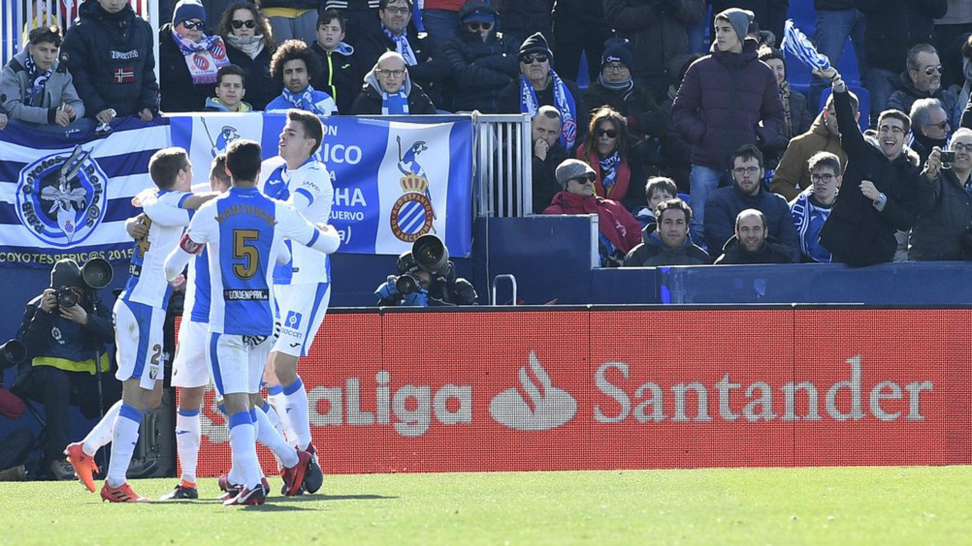 Leganés y Sevilla dejan todo para la vuelta en Copa del Rey