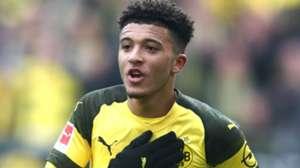 Jadon Sancho Borussia Dortmund