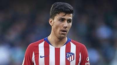 Rodri Atletico Madrid 2018-19